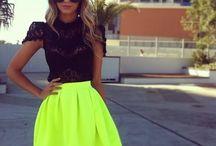 Summer Fashion Ideas / by Eve Espinoza