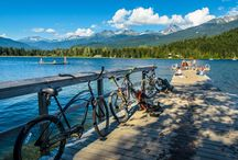 Whistler Summer 2015 / by Kelly Sevier