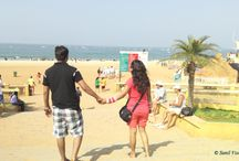 Goa Beaches / Goa is one of the preferred holiday destinations in the world where travelers from across the globe descend every year to soak themselves in the sunshine of golden sandy beaches