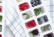 cubetti di ghiaccio cucina creativa