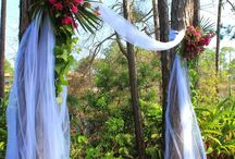 evicka svatba / svatební dekorace