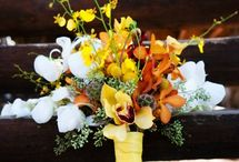 Yellows and Orange themed Wedding and Events