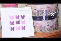 DIY: Papercraft / by Crafty Lady Abby
