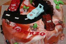 Cars taarten