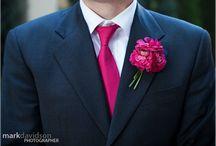 A wedding colours