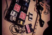 Pedal/FX / Various things on effects pedals on guitar, bass and everything else!