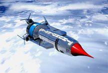 Thunderbirds / FKEN Thunderbirds!!