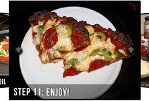Pizza/Stromboli