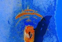 Color Pallette - Blues