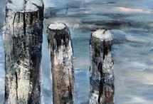 zee schilderijen