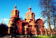 Zamki i kościoły/Polish castles & churches