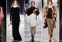 Мода, осень и зима 2016-2017