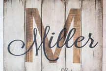 Wedding Rustic Wood &more