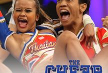 "The Cheer Ambassadors / The award-winning, inspirational ""The Cheer Ambassadors"" follows the visionary and zealous coach of Thailand's national cheerleading team as he transforms his fun-loving athletes into serious world-class contenders who come from nowhere and surprise everyone by bringing home multiple medals in the 2009 and 2011 ICU (International Cheer Union) World Cheerleading Championships in Orlando, Florida."