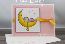 Stampin' Up! Baby Cards