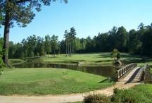 Golf in Chatham County, N.C. / by CVB Chatham County N.C.