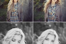 Senior Picture Ideas / by Holly O'Dell