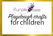 Clay and Playdough crafts for kids