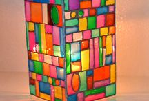 Glass and Mosaic