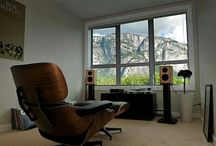 Audio room inspiration / Inspiration for my next project :)