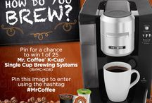 Mr. Coffee® Contest / Pin to win one of 25 Mr. Coffee® K-Cup® Single Cup Brewing Systems! Click here to enter: https://www.facebook.com/mrcoffee/app_528979317169917?ref=ts     #mrcoffee #contest #pintowin / by Mr. Coffee® Brand