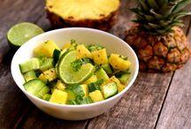 Saláták és más finomságok