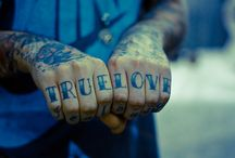 Tattoos / by Agus Dutruel