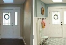 Townhouse Staging