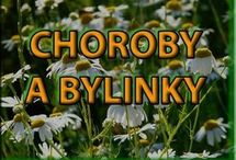 Choroby a bylinky