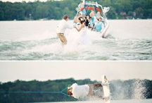 Вейкборд свадьба