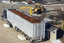 Bark & Mulch (Gro-Bark Canada) / Gro-Bark use the loadscan load volume scanners for fast, accurate truck load measurement in cubic yards.   LoadScan solutions for the bark and mulch industry combine low maintenance Load Volume Scanner measurement technology with reporting software and remote control options for smarter product management. See More: www.loadscan.com/industries/bark-mulch/