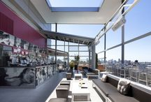 Client - Gansevoort Meatpacking NYC / Sights and scenes from the trendy NYC hotspot located in the Meatpacking District.