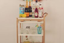 Bar Design Ideas / by Melissa Massello