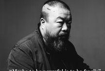 [Ai Weiwei] / by Ne Ry