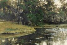Albert Benois (1852 — 1936, Russia - France