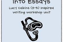 Reading&Writing / by Megan McCaffrey