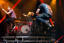 Shinedown Beacon Theater NYC July 24, 2015