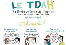 Ecole - ASH - TDA/H