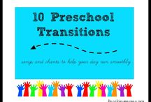 Transitions / How to move your students from place to place