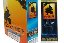 Acid Cigarillos / Acid Cigarillos are unique, premium infused cigars sure to be a hit not only for cigarillo smokers, but also for premium cigar smokers.