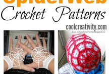 Spiderweb crochet