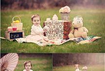 Amelia First Birthday