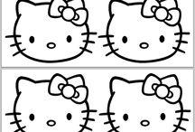 Hello Kitty Partiesk