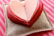 Valentine's Day Sewing Projects / Find all the Valentine's Day crafts that your heart desires. Included are romantic Valentine's Day crafts, DIY Valentine gifts, Valentine's Day crafts for kids and more.