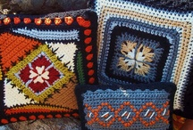 HAKEN KUSSENS - Crochet Pillows
