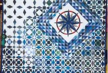 favourite quilts : storm at sea