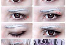 cosplay makeup tip