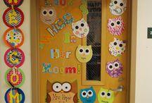 Owl preschool decor / by Holli Keenan