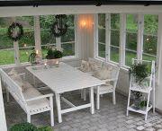 utestue/veranda