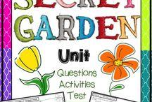 secret garden lesson plans